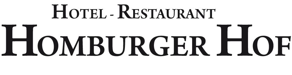 Hotel – Restaurant Homburger Hof